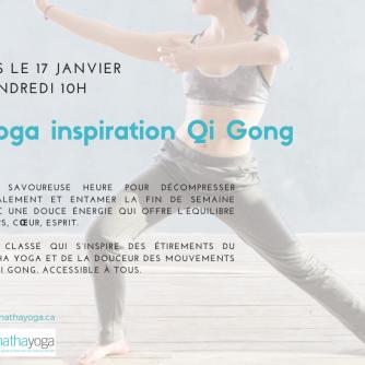 Vend, 10h YogaQgong