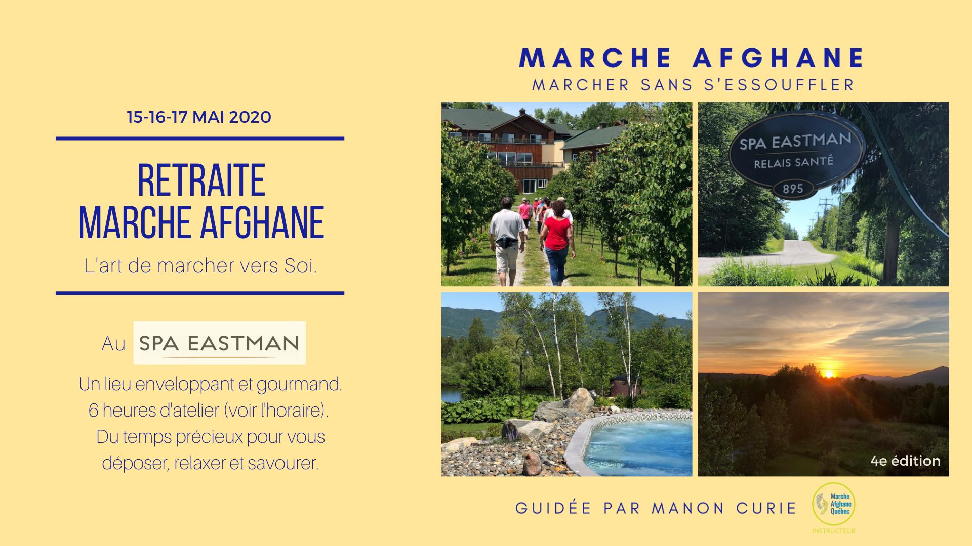 mai 2020 RETRAITE SPA EASTMAN_MARCHE AFGHANE _MANON CURIE (1)